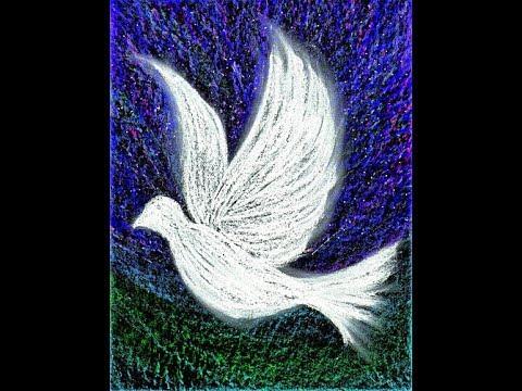 Ruach HaKodesh  peaceful calming Soaking Worship music by dennis van nice