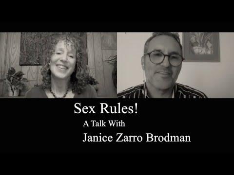 Sex Rules! A Talk With Author Janice Zarro Brodman