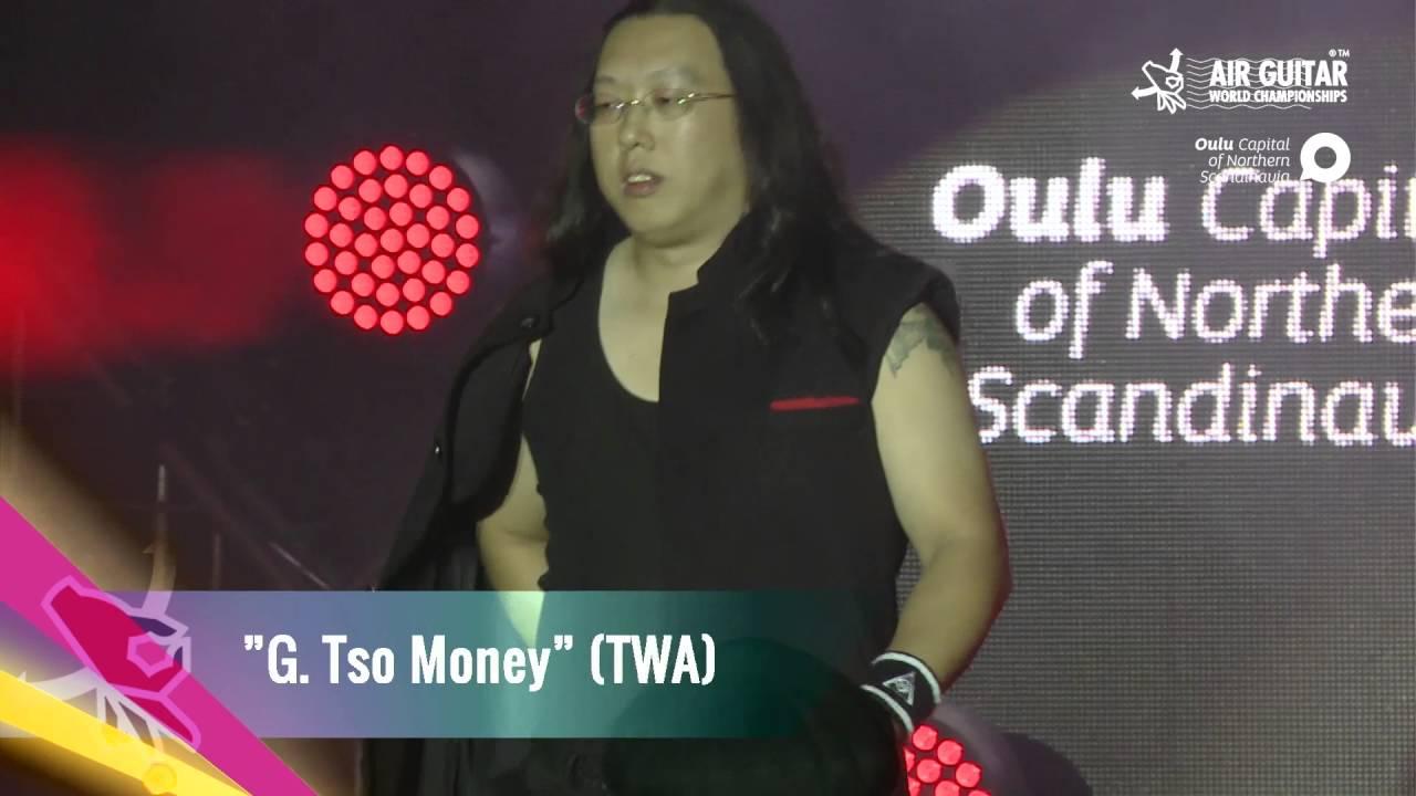 "Download Dave ""G. Tso Money"" Chen (TW) Air Guitar World Championships 2016"