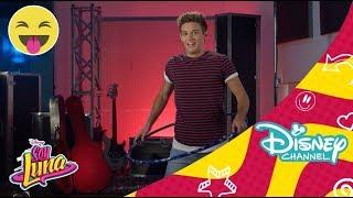 Soy Luna 2 Hula Hoop Challenge Ruggero Disney Channel
