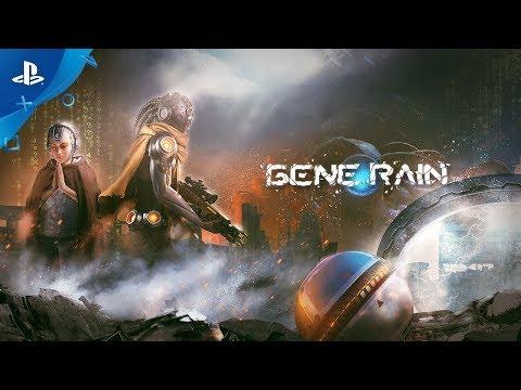 Gene Rain - Announce Trailer | PS4