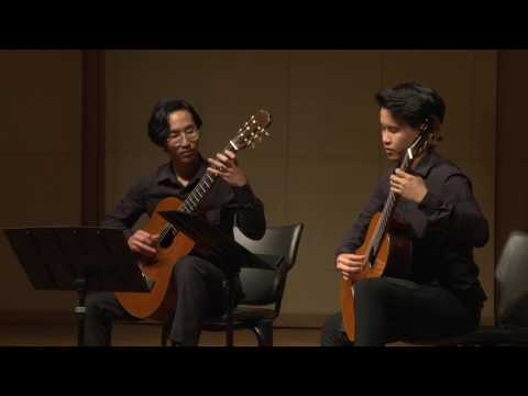 CU Guitar Ensemble - Dance of Corregidor by Manuel de falla mp3