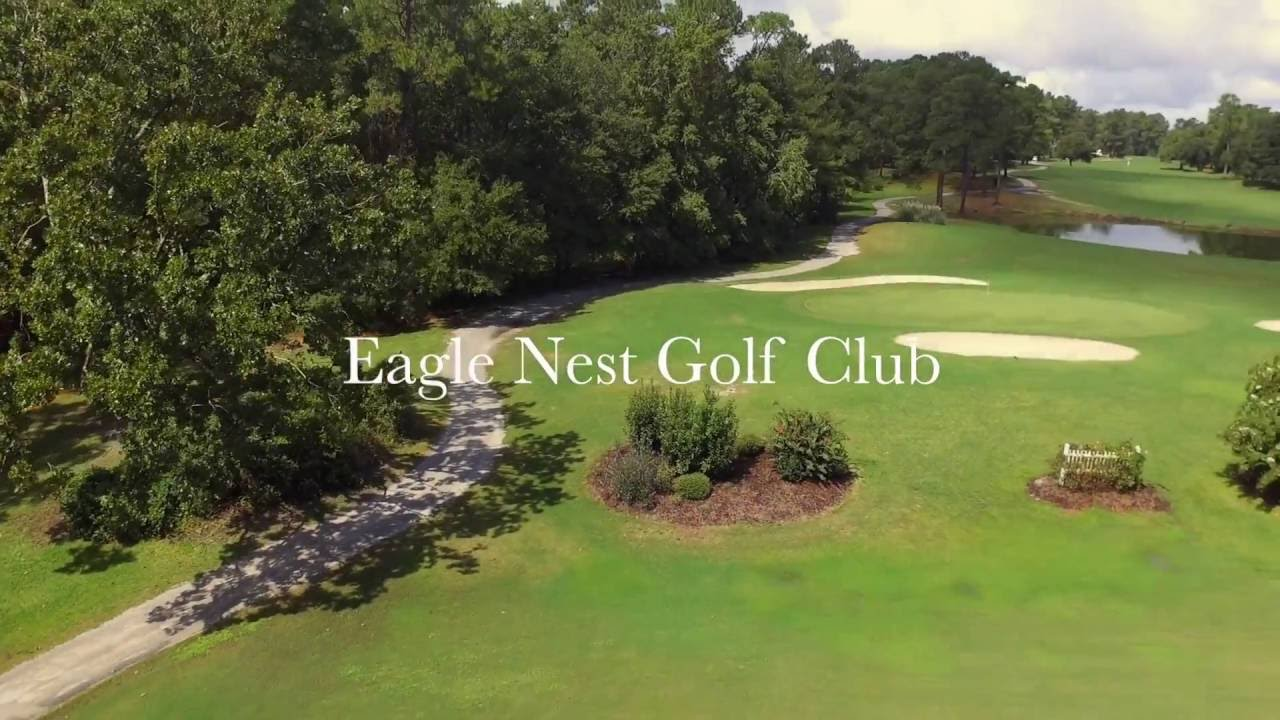Eagle Nest Golf Club Hole 17 Par 5 Course Spotlight From Myrtle Beach Holiday