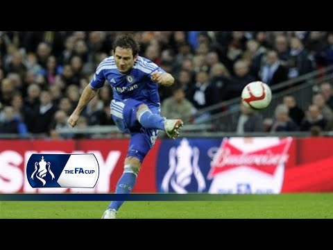 Lampard's unbelievable free-kick v Spurs | From The Archive