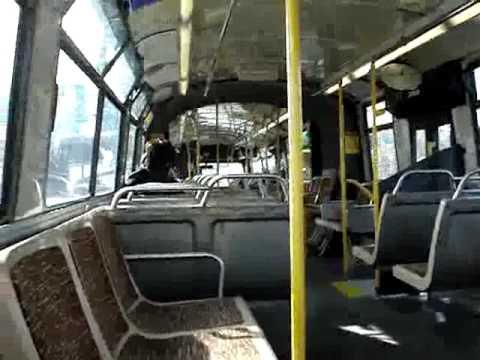 Halifax Metro Transit Articulated Classic #712 (3 of 3)