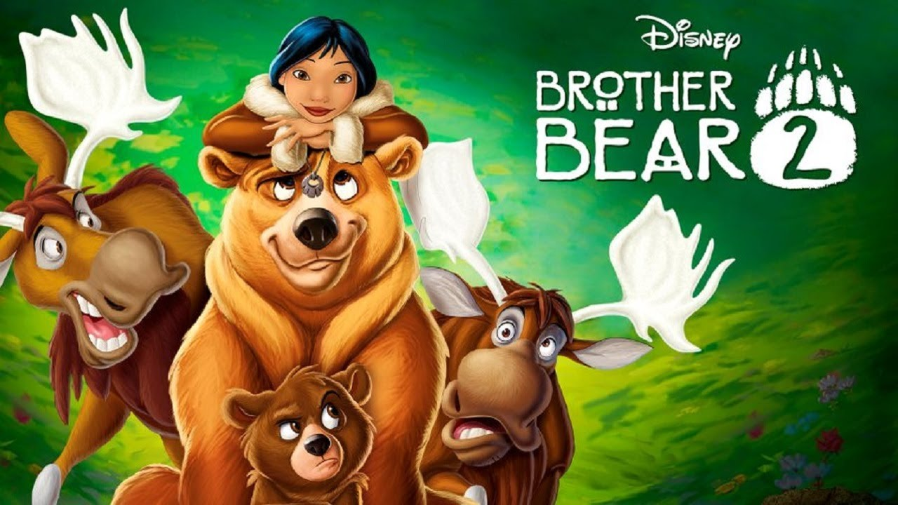 Download Brother Bear 2 (2006) Movie Live Reaction! | First Time Watching! | Livestream!