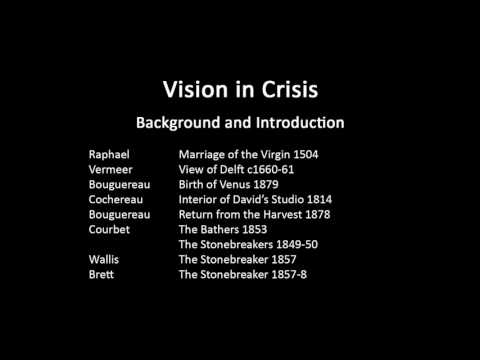 A history of modern art in 73 lectures: lecture 3 (background and introduction)