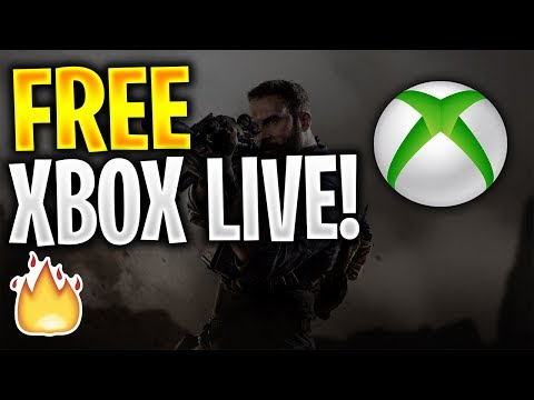 Free Xbox Live Gold ✅ How To Get FREE Xbox Live FOREVER 2020 Method