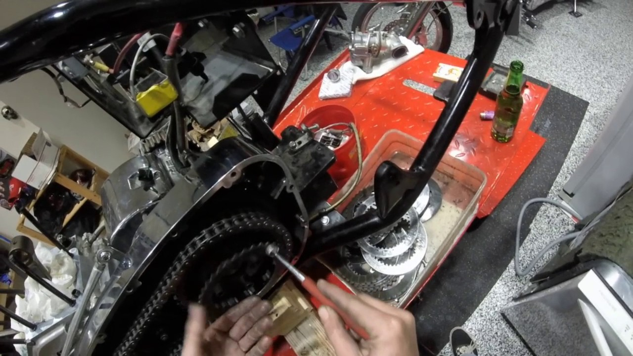 small resolution of big dog engine diagram wiring diagram mega big dog complete primary disassembly part 1 youtube big