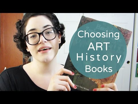 Choosing Art History Books