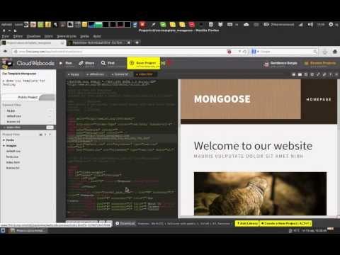 Free Online CloudWebCode Editor - http://cloudwebcode.com