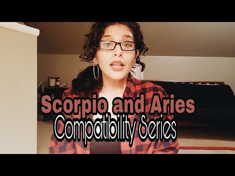 Scorpio dating Aries man