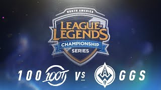 Video 100 vs. GGS - Week 8 Day 1 | NA LCS Spring Split | 100 Thieves vs. Golden Guardians (2018) download MP3, 3GP, MP4, WEBM, AVI, FLV Juni 2018