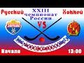 Прямая трансляция матча Зоркий : СКА-Нефтяник 1/4 плей-офф
