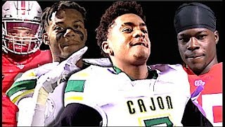 93 Combined POINTS 🔥🔥 Cajon v Rancho Verde | California Division 2-AA Regionals - Highlight Mix