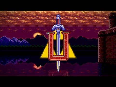 Zelda: Dark World (Vector U Remix)