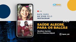 LIVE APMT com Benilton Santos, R. G. e Marcos Nápoli | Missionários na Albânia