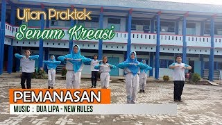Download Video UJIAN PRAKTEK SENAM KREASI - XII MIPA 2 SMA N 1 TAYU MP3 3GP MP4
