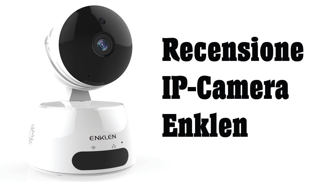 IP Camera WiFi ENKLEN - Review - Amazon