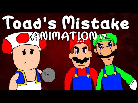 Thumbnail: SML Short: Toad's Mistake! Animation