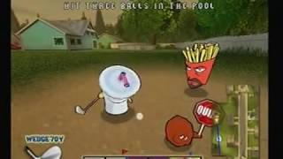 Aqua Teen Hunger Force : Zombie Pro Am - PS2 - PAL