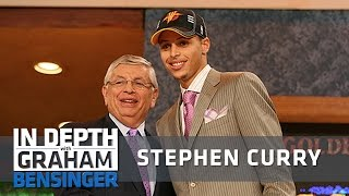 Stephen Curry: My last-minute NBA Draft decision