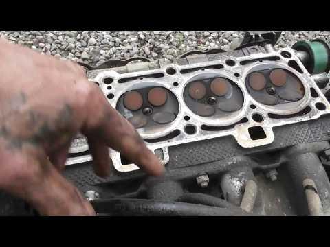Маленький ремонт 124 Двигателя ВАЗ
