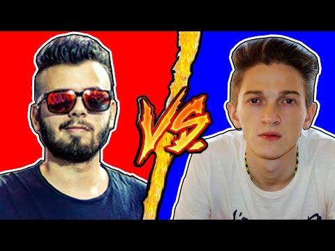 GaBBoDSQ VS Dread - Battaglia Rap Epica - Manuel Aski