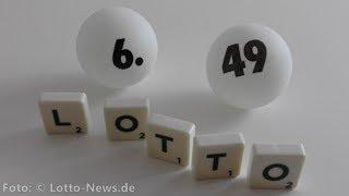 Lotto Ziehung am Samstag - Lottozahlen vom 01.07.2017