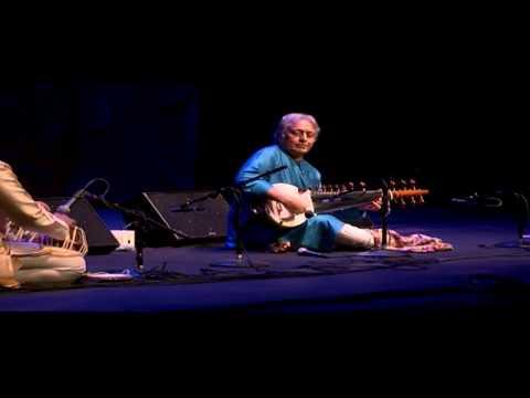 Amjad Ali Khan - Live at Lotus Festival, 2013 Part 1