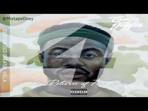 Casey Veggies - Customized Greatly 4: The Return Of The Boy ( Full Mixtape ) (+ Download Link )