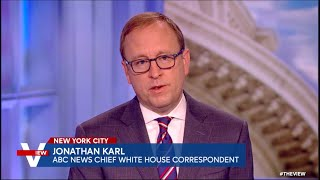 Jon Karl Discusses The Long Road Ahead in Presidential Election Outcome | The View