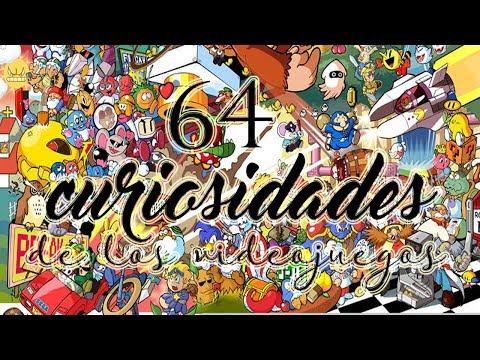 64 Curiosidades De Los VideoJuegos