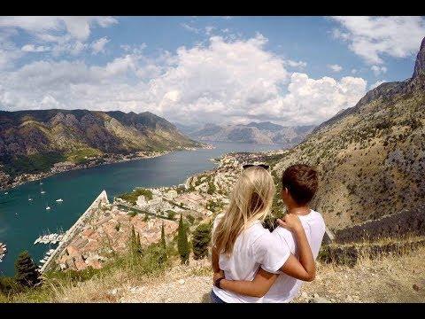 GoPro HERO 4   Montenegro   Travel P+K   2017
