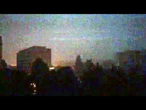 Marseille sous les orages dès 6h ce matin