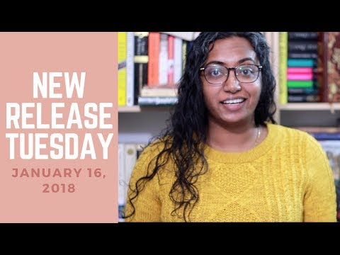 New Release Tuesday: January 16, 2018