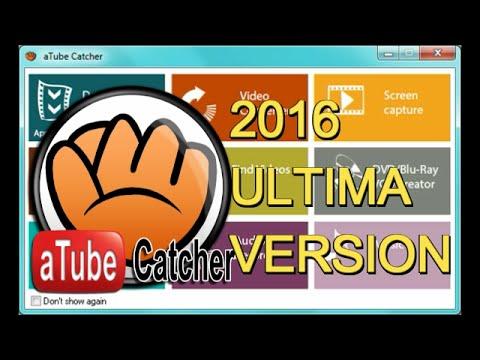 aTube Catcher - TUTORIAL, Descargar y Convertir Videos con ...