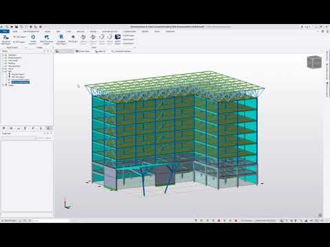 Reuse Autodesk Revit BIM To Speed Up Structural Engineering Design & Truly Constructible Detailing