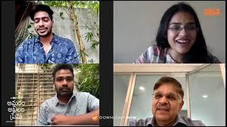 Allu Arvind launces the poster of Amaram Akhilam Prema | Vijay Ram, ShivShakti Sachdev, Jonathan