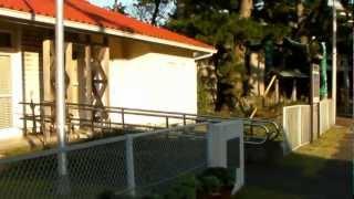 徳島県海部郡牟岐町 出羽島 郵便局 診療所