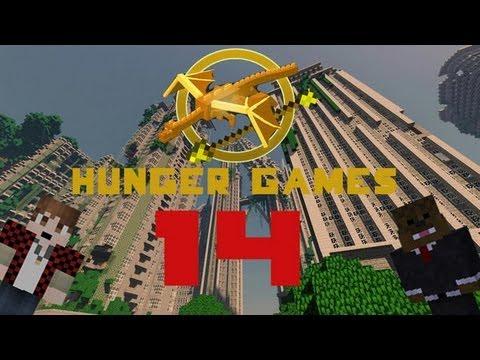 Minecraft: Hunger Games w/Mitch! Game 14 - Dat Server Lag