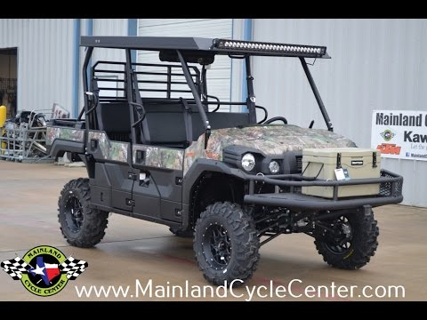 Kawasaki Mule Led Lights