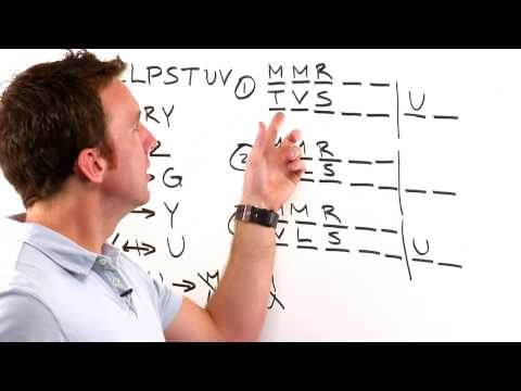 Matt Riley of Blueprint LSAT Prep continues his explanation of the Mauve Dinosaur LSAT game 2 of 3