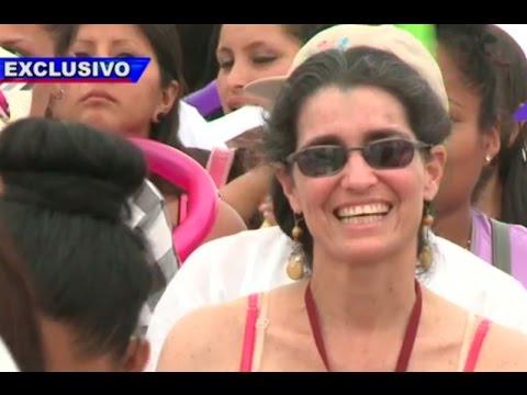 La danza de Maritza Garrido Lecca en el penal Ancón II