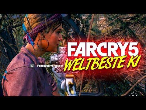 FAR CRY 5 🔥 072: Einfach die WELTBESTE K.I.!!