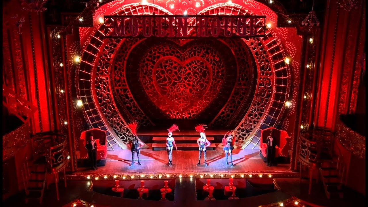 Miniature Welcome To The Moulin Rouge From Moulin Rouge The Musical Youtube