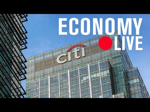 Borrowed Time: Two Centuries Of Booms, Busts, And Bailouts At Citi | LIVE STREAM