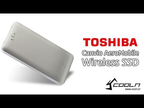 [Coolenjoy] Toshiba Canvio Aero Mobile Wireless SSD - Preview