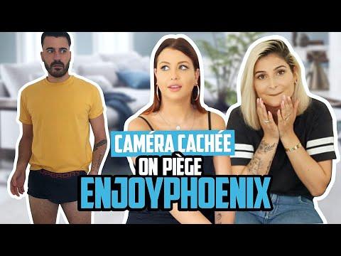 CAMERA CACHÉE: on piège Enjoyphoenix !