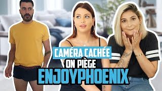 CAMERA CACHÉE: on piège Enjoyphoenix !